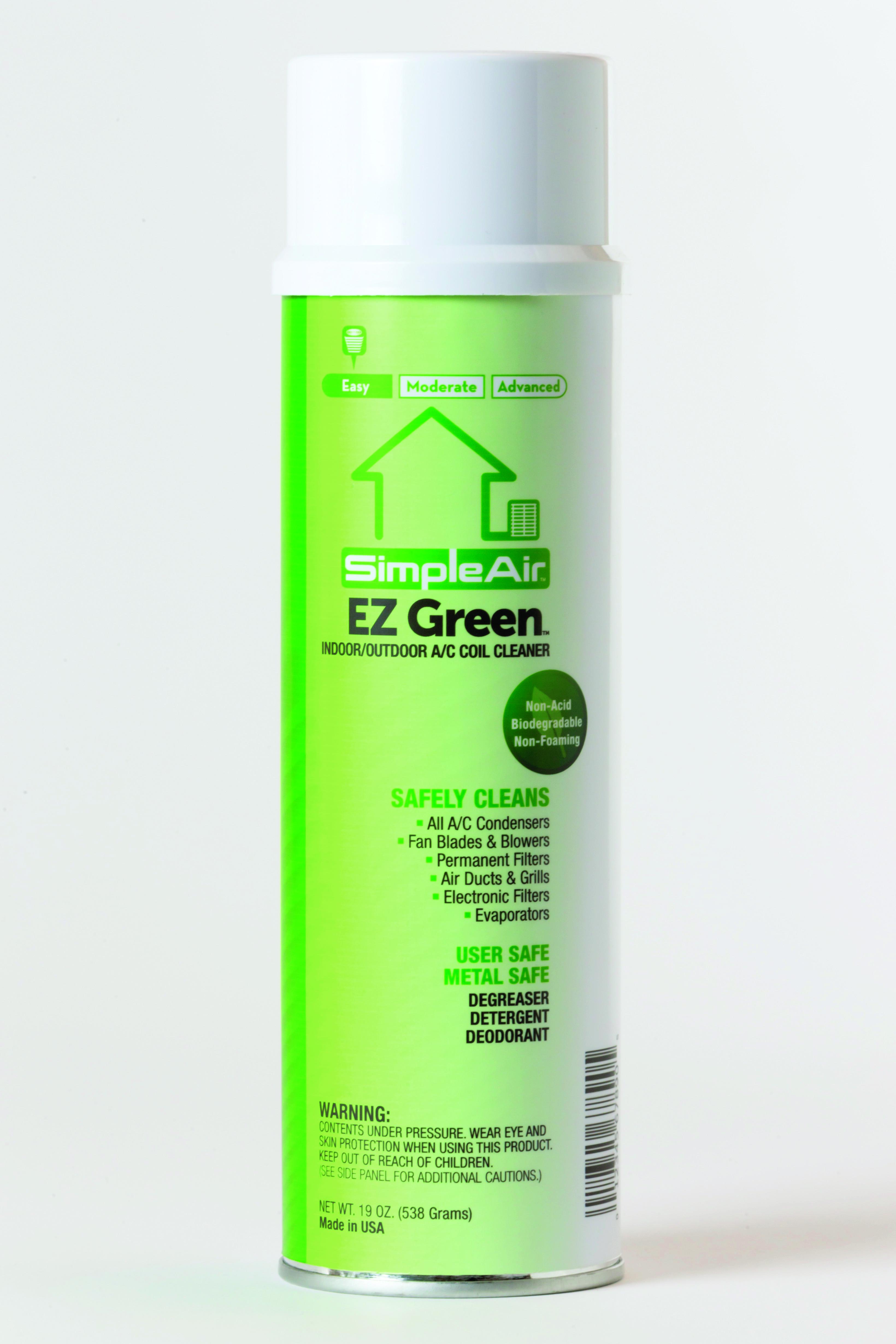 EZ Green Aerosol_Front